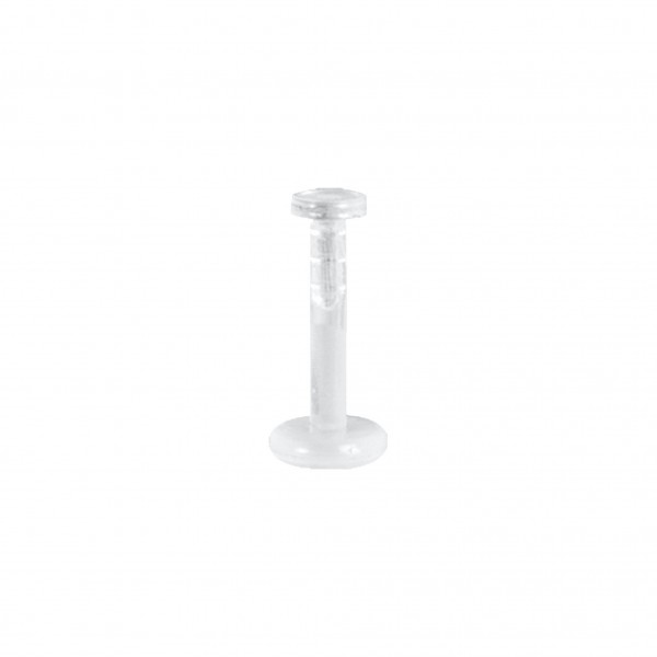 Labret aus Bioplast® (1.6mm)