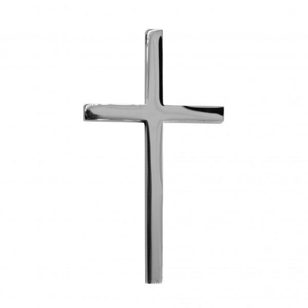 "Edelstahlanhänger ""Kreuz"""