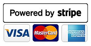 Kreditkarte by Stripe